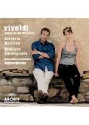 Vivaldi: Double Violin Concertos (Music CD)