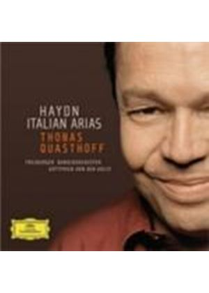 Haydn: Italian Arias (Music CD)
