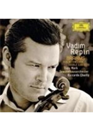 Brahms: Violin Concerto; Double Concerto (Music CD)