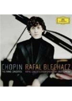 Chopin: Piano Concertos (Music CD)