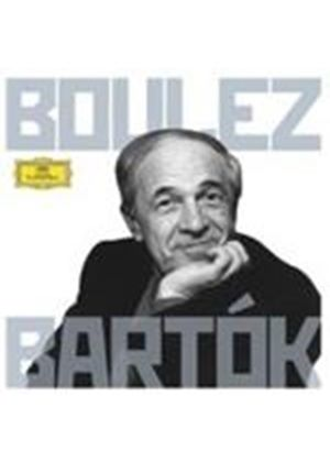 Boulez Conducts Bartók (Music CD)