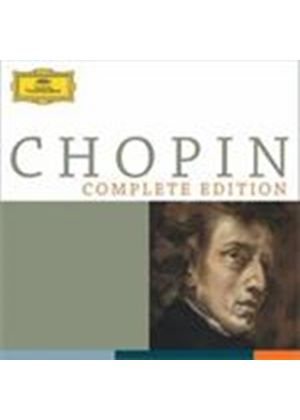 Chopin: Complete Edition (Music CD)