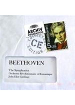 Beethoven: (The) 9 Symphonies (Music CD)