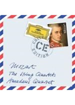 Mozart: (The) String Quartets (Music CD)