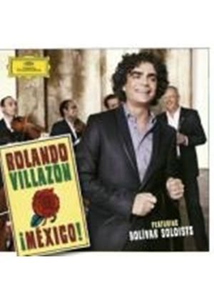 Rolando Villazon - Mexico (Music CD)