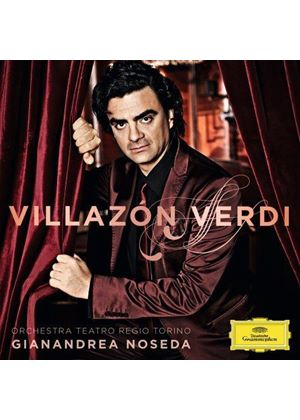 Villazon Verdi (Music CD)