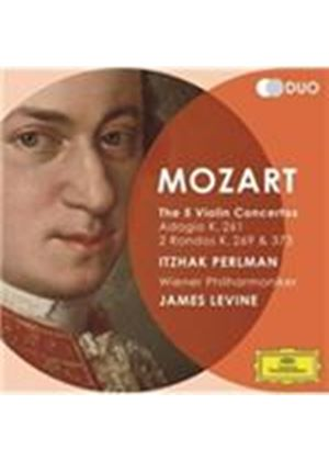 Mozart: Violin Concertos (Music CD)