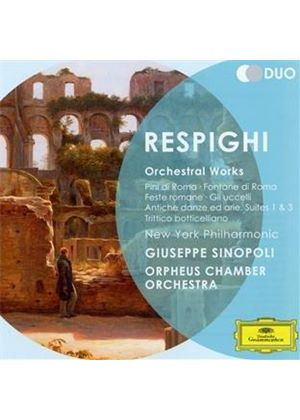 Respighi: Orchestral Works (Music CD)