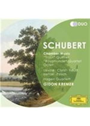 Schubert: Chamber Music (Music CD)