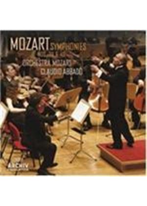 Mozart: Symphonies Nos. 39 & 40 (Music CD)
