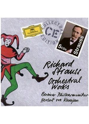 Richard Strauss: Orchestral Works (Music CD)