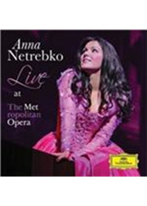 Live at the Metropolitan Opera (Music CD)