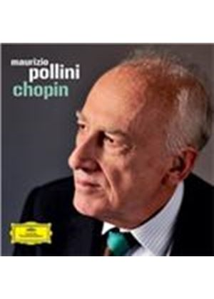 Pollini - Chopin (Music CD)