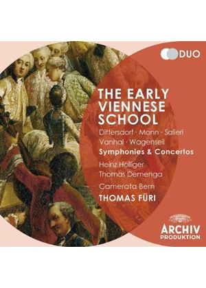 Early Viennese School: Symphonies & Concertos (Music CD)