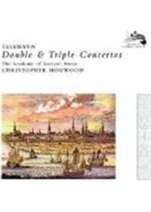 Hogwood Academy of Ancient Music - Telemann Double and Triple Concerti