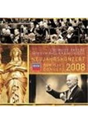 Various Composers - New Years Day Concert 2008 (Pretre, Wiener Philharmoniker) (Music CD)