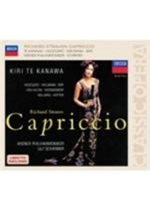 Strauss: Capriccio (Music CD)