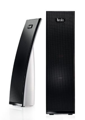 Hercules XPS 2.0 10 Arc White USB Speakers