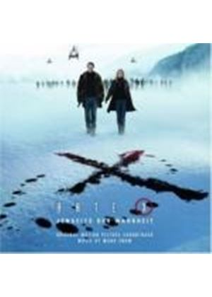 Various Artists - X Files - I Want To Believe / OST (Music CD)