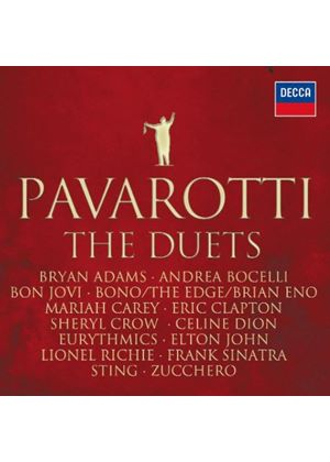 Luciano Pavarotti - Pavarotti - The Duets (Music CD)