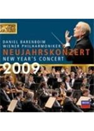 New Year\\'s Day Concert 2009 (Music CD)