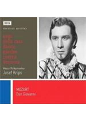 Mozart: Don Giovanni (Music CD)