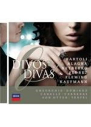 Various Artists - Divos And Divas (Music CD)