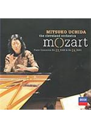 Mozart: Piano Concertos Nos 23 and 24 (Music CD)