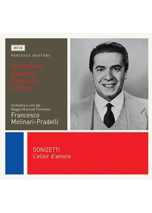 Donizetti: L'elisir D'Amore (Music CD)