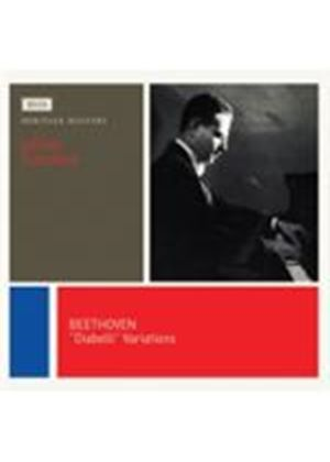 Beethoven: Diabelli Variations (Music CD)