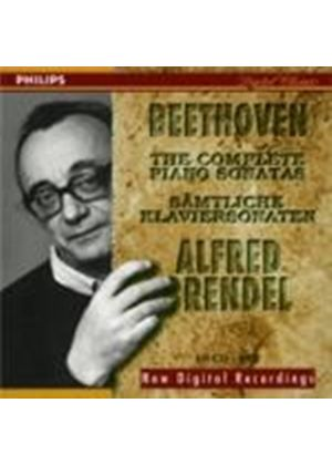 Beethoven: (The) Complete Piano Sonatas (Music CD)