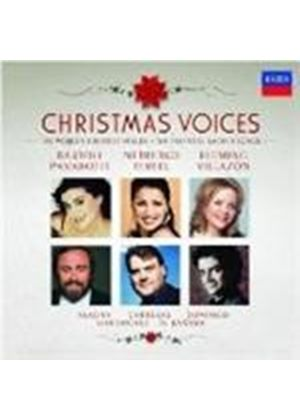 Various Artists - Christmas Voices (2 CD) (Music CD)