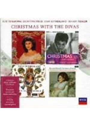 Various Artists - Christmas With The Divas (Music CD)