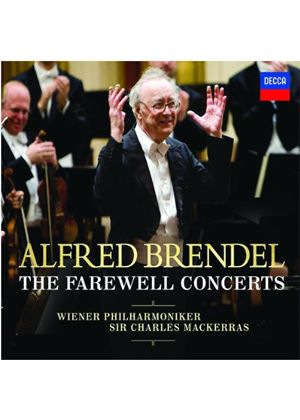 Alfred Brendel - (The) Farewell Concerts (Music CD)