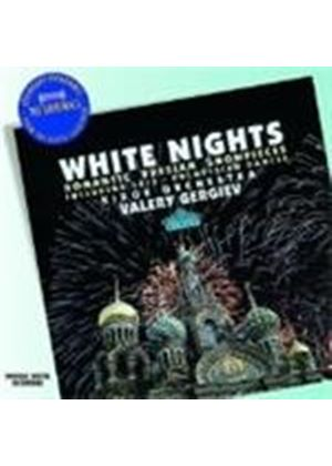 White Nights: Romantic Russian Showpieces (Music CD)