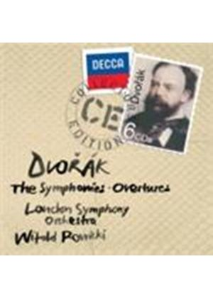 Dvorak: (The) Symphonies (Music CD)