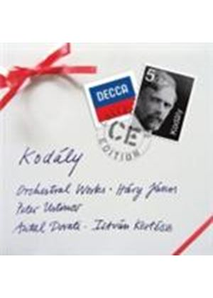 Kodaly: Orchestral Works (Music CD)