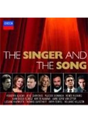 Various Artists - Singer And The Song, The (Music CD)