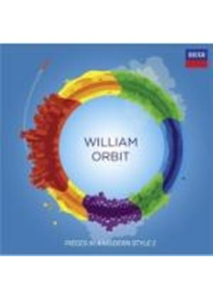 William Orbit - Pieces in a Modern Style Vol. 2 (Music CD)