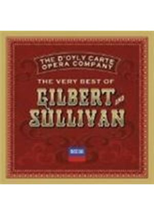 Various Artists - Very Best Of Gilbert & Sullivan, The (Music CD)
