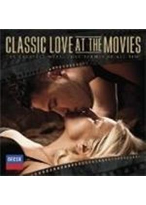 Various Artists - Classic Love At The Movies (Music CD)