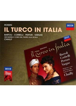 Rossini: Il Turco in Italia (Music CD)
