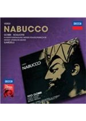Verdi: Nabucco (Music CD)