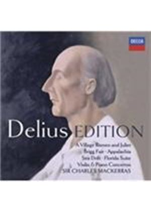 Delius Edition (Music CD)