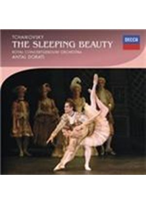 Tchaikovsky: The Sleeping Beauty (Music CD)