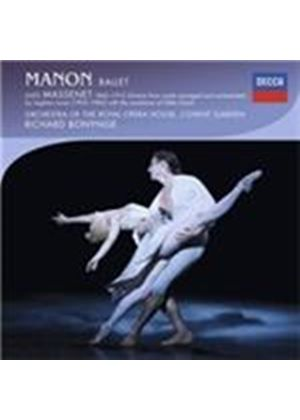 Massenet: Manon (Music CD)