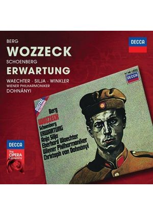Berg: Wozzeck (Music CD)