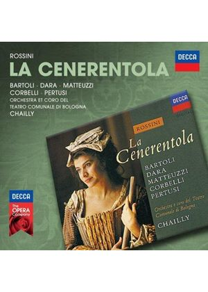 Rossini: La Cenerentola (Music CD)