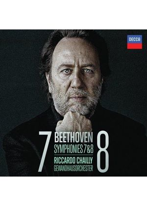 Beethoven: Symphonies Nos. 7 & 8 (Music CD)