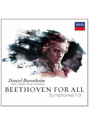 Beethoven for All: The Symphonies (Music CD)